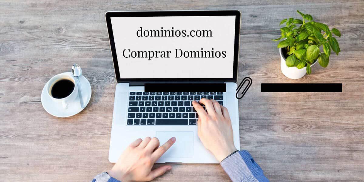 Comprar nombres de dominios